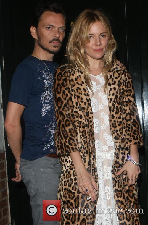 Matthew Williamson and Sienna Miller 1