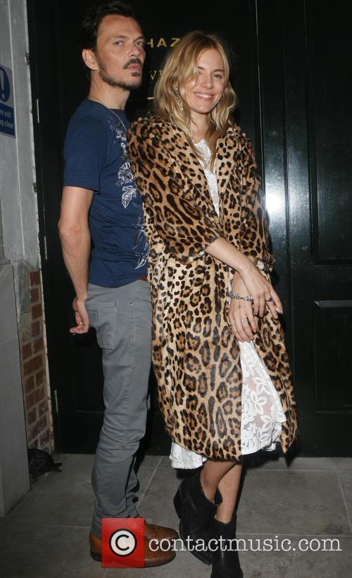 Matthew Williamson and Sienna Miller 6