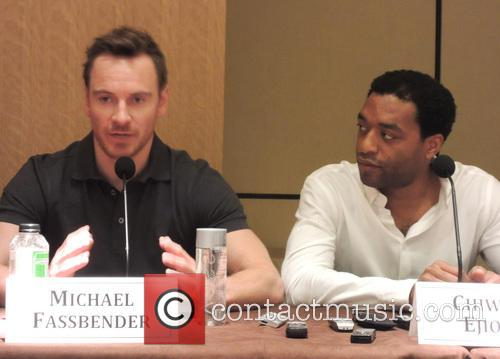 Michael Fassbender and Chiwetel Ejiofor 3