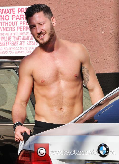 Dancing With The Stars and Valentin Chmerkovskiy 7