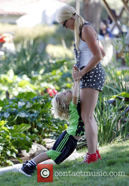 Gwen Stefani and Zuma Rossdale 70