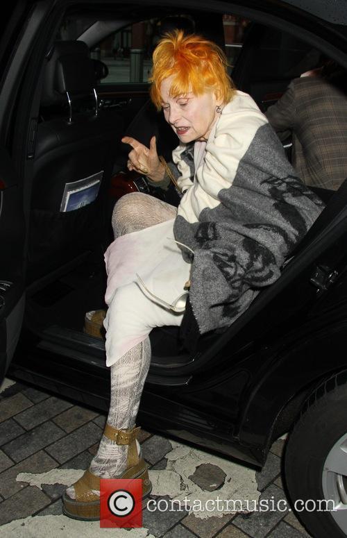 London Fashion Week SS14 - Vivienne Westwood -...