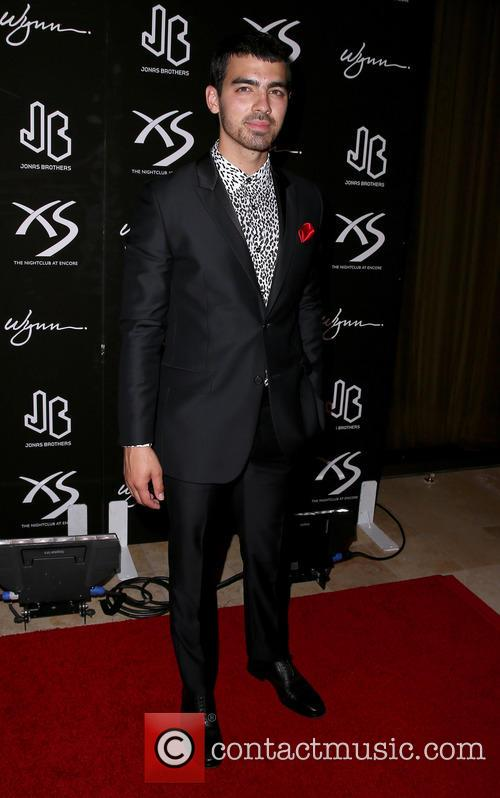 Joe Jonas, XS Nightclub