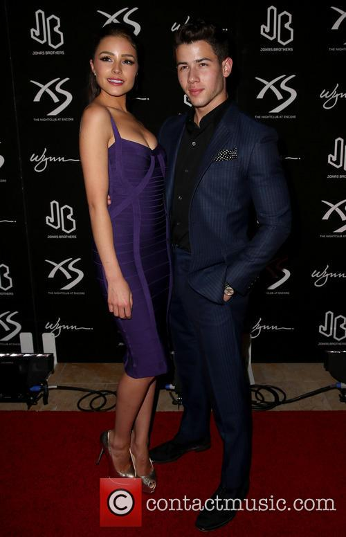 Nick Jonas and Olivia Culpo 11
