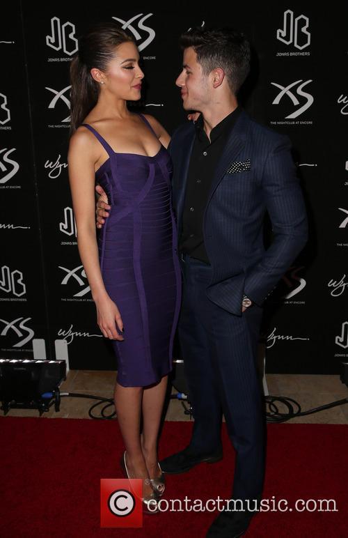 Nick Jonas and Olivia Culpo 10
