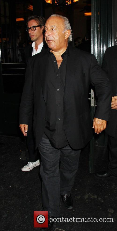 Celebrities attend Vogue dinner at Balthazar
