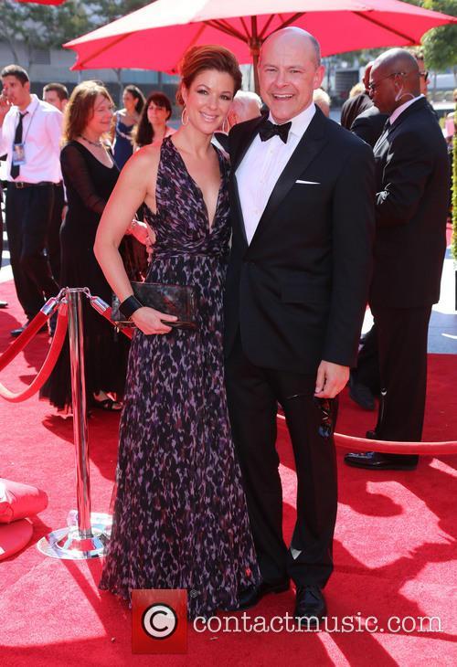 Rob Corddry and Sandra Corddry 2