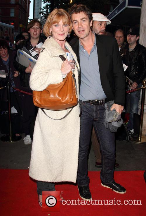 Samantha Bond and Alexander Hanson 2