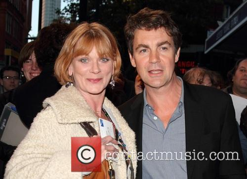 Samantha Bond and Alexander Hanson 3