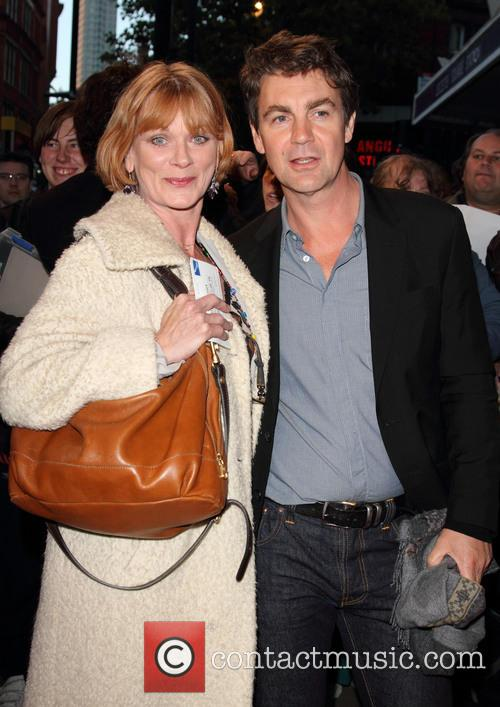 Samantha Bond and Alexander Hanson 5