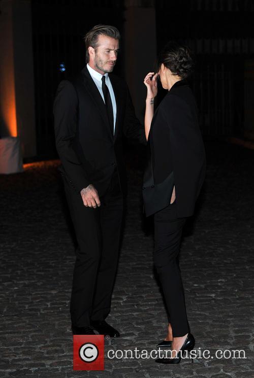 David Beckham and Victoria Beckham 10