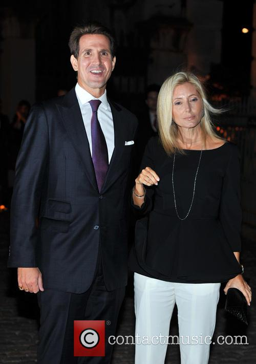 Marie-chantal Claire, Crown Princess Of Greece, Pavlos and Crown Prince Of Greece 1