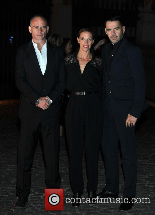 Tiphaine De Lussy, Dinos Chapman and Roland Mouret 6