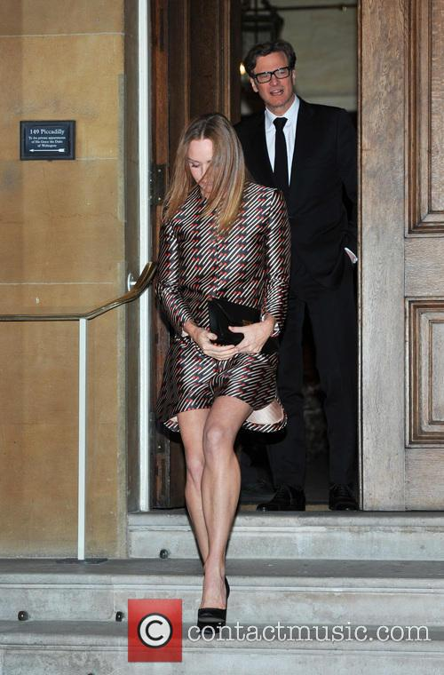 Stella Mccartney and Colin Firth 2