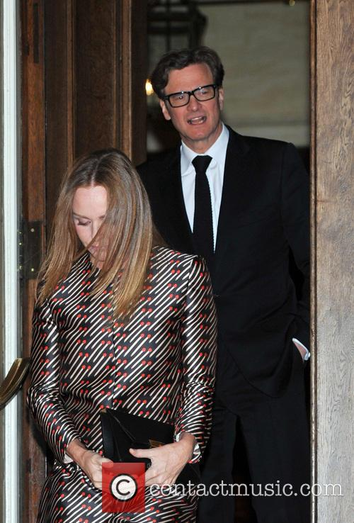Stella Mccartney and Colin Firth 5