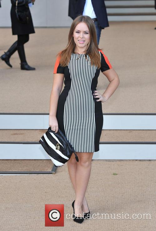 Tanya Burr, London Fashion Week