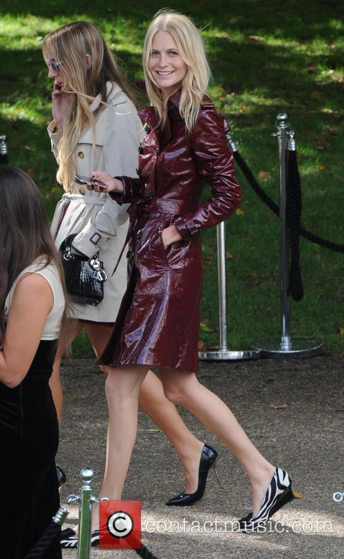 Poppy Delevingne, London Fashion Week