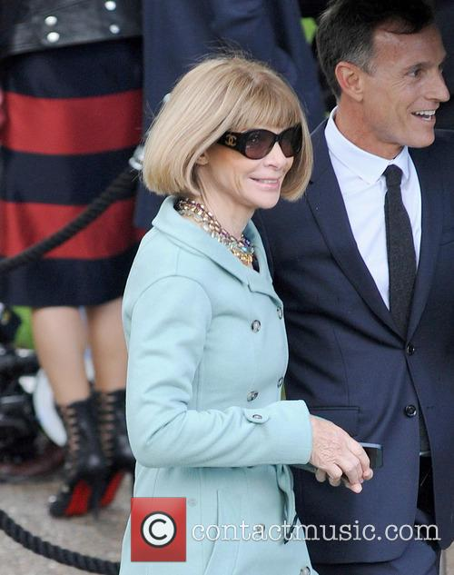 Anna Wintour, London Fashion Week