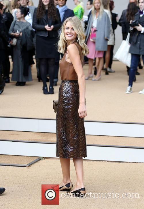 Donna Air, London Fashion Week