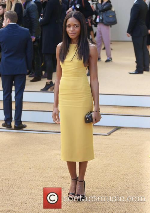 naomie harris london fashion week ss14  3869454