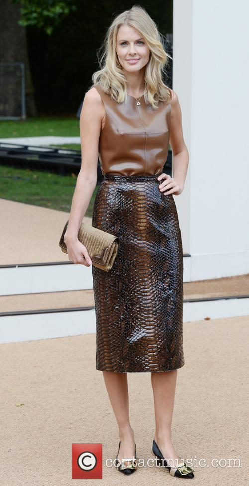 Donna Air, Kensington Gardens, London Fashion Week