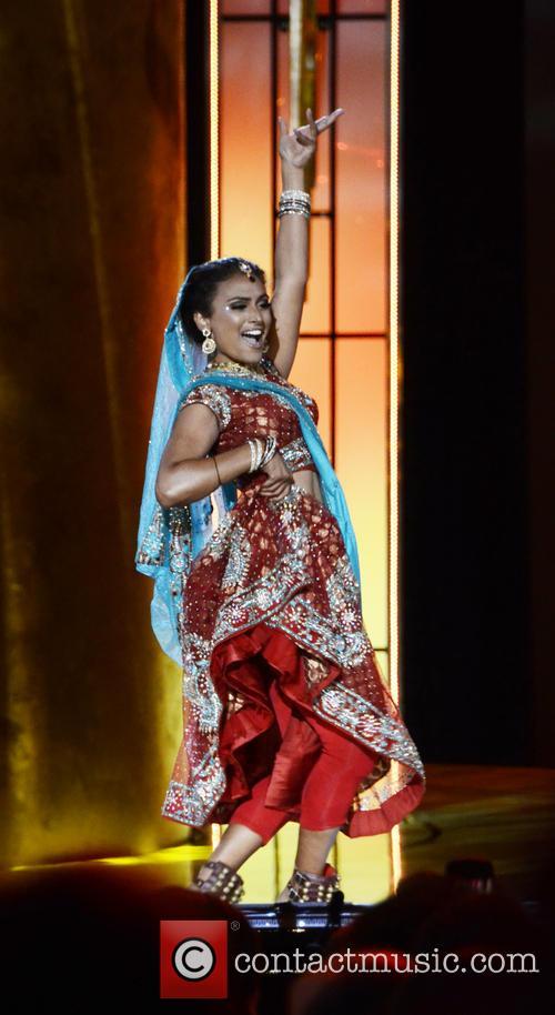 Nina Davuluri, Miss America 2014 Talent Competition