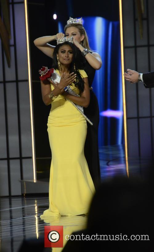 Nina Davuluri, Miss America