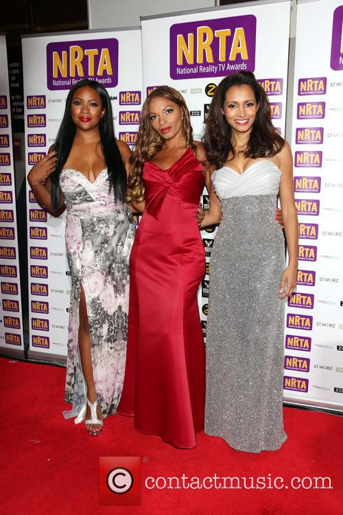 Célena Cherry, Heavenli Denton, Mariama Goodman and The Honeyz 9