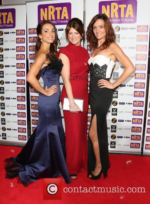 Lindsay Armaou, Sinead O'carroll, Edele Lynch and B*witched 7