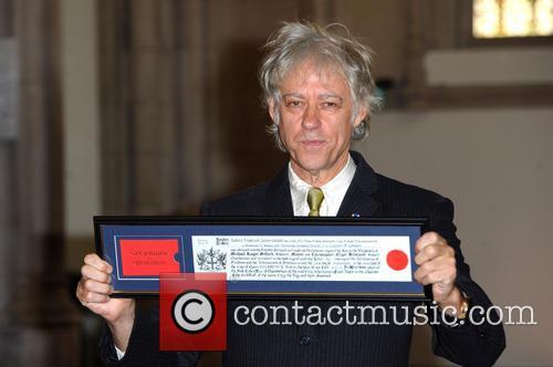 Sir Bob Geldof 3