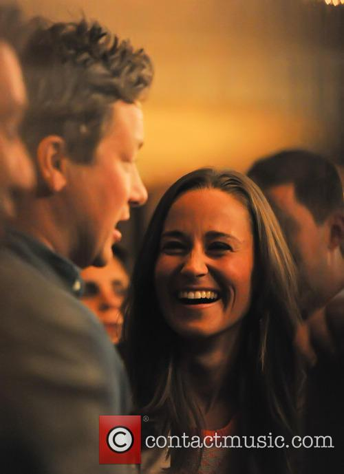 Pippa Middleton and Jamie Oliver 5