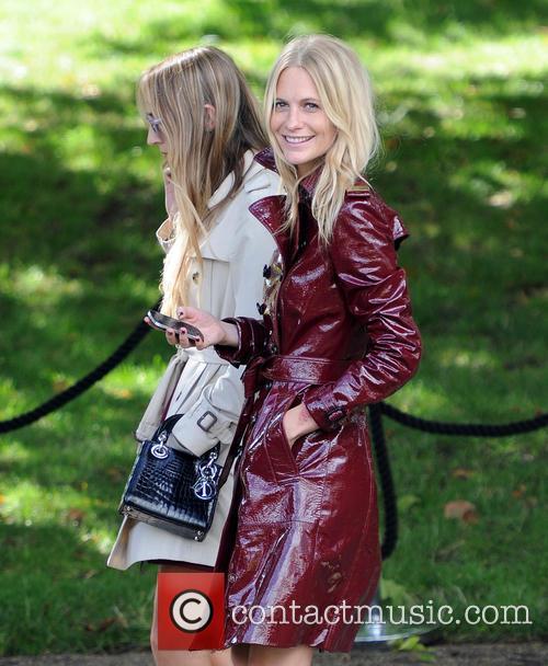 Poppy Delevingne, London Fashion Week