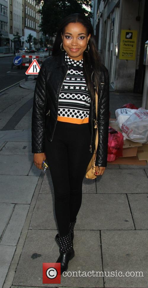 Dionne Bromfield at Lipsy's
