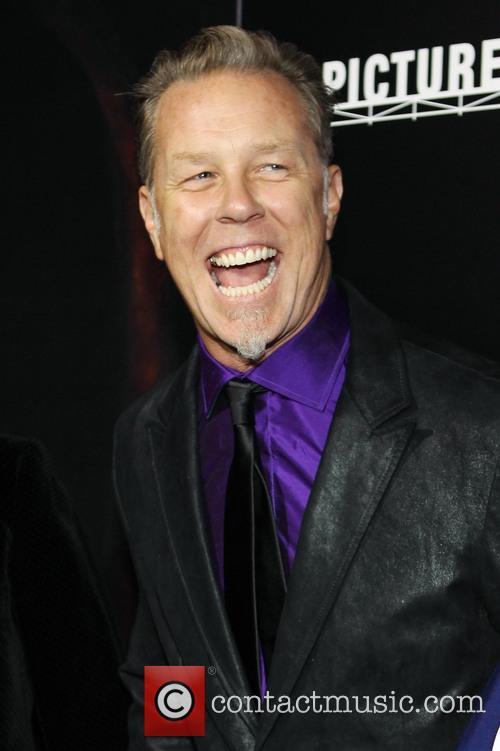 James Hetfield 2