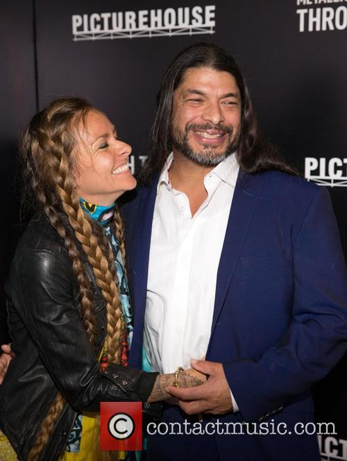 Robert Trujillo and Chloe Trujillo 1