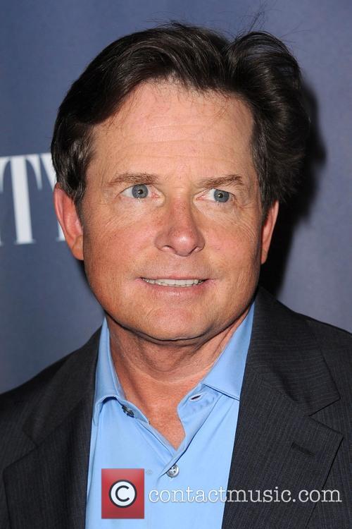Michael J. Fox, NBC Fall Launch Party