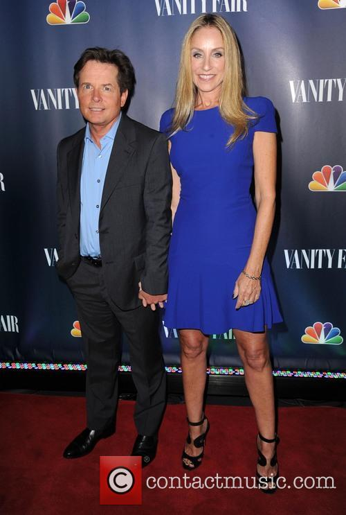 Michael J Fox and Tracy Pollan 2