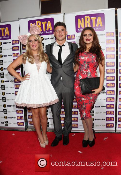 Imogen, Jordan, Jamie Lee and Magaluf Weekender 1