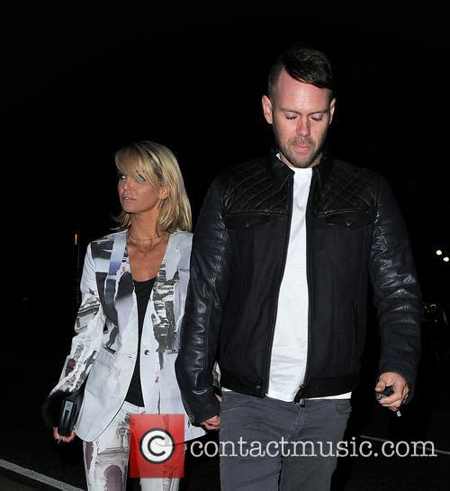 Sarah Harding and Mark Foster 2