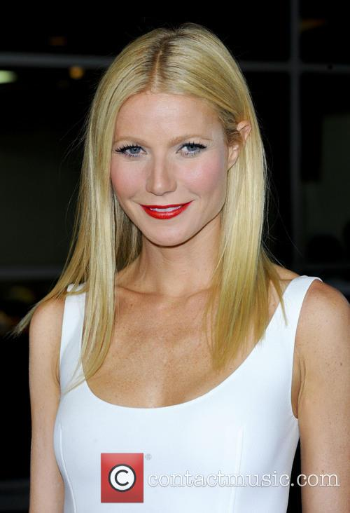 Gwyneth Paltrow at 'Thanks For Sharing' premiere