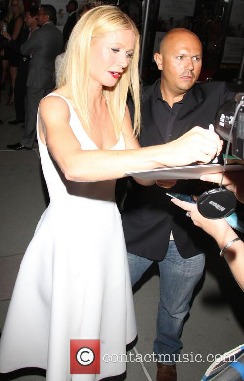 Gwyneth Paltrow, ArcLight Theatre