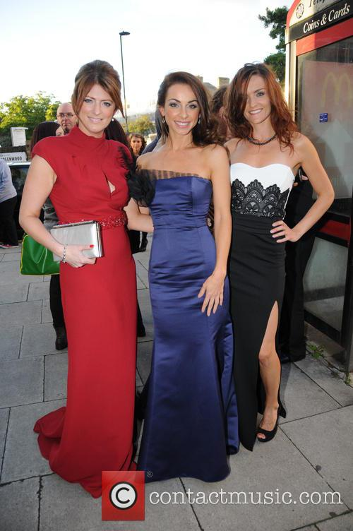 Bwitched, Sinead O'carroll, Edele Lynch and Lindsay Armaou