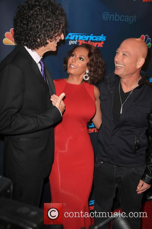 Howard Stern, Mel Brown and Howie Mendel 5