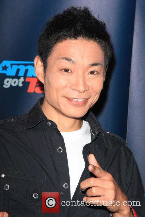 America's Got Talent and Kenichi Ebina 9