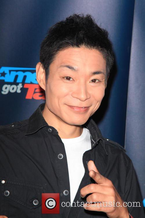 America's Got Talent and Kenichi Ebina 4