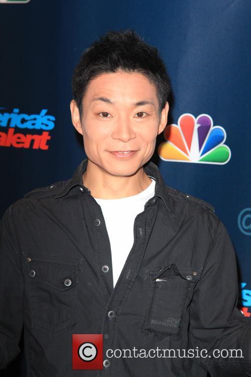 America's Got Talent and Kenichi Ebina