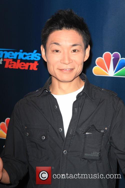 America's Got Talent and Kenichi Ebina 6