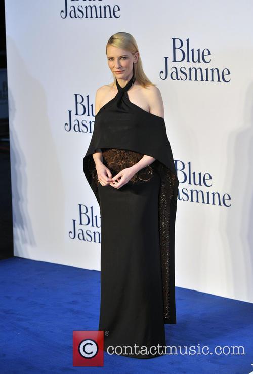Cate Blanchett 40