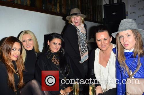 Emma Noble, Arina Pritch, Anna Winslet and And Guests 2