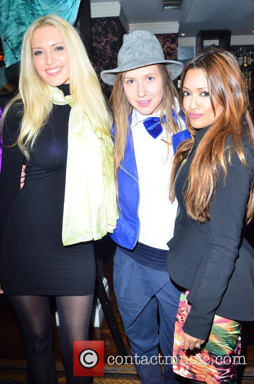 Emma Noble, Arina Pritch and Guest 3